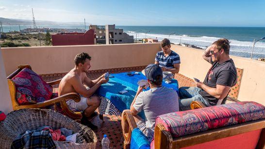 Surfcamp en kasbah traditionnel à Imsouane