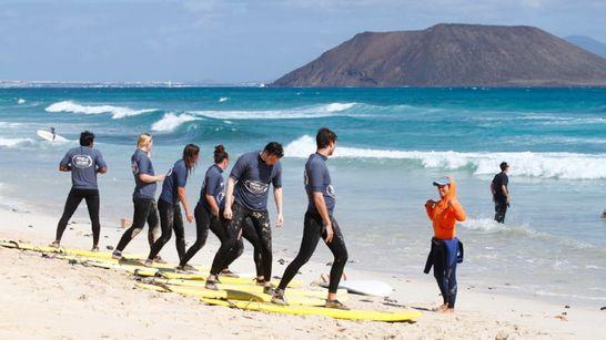 Séjour Surf & Yoga en Surf Camp à Fuerteventura -14