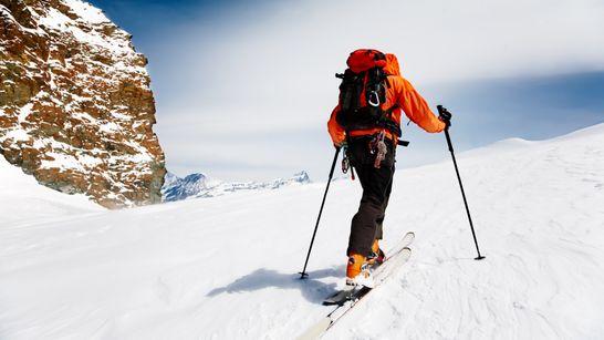 Haute-Route Chamonix-Zermatt - voie classique