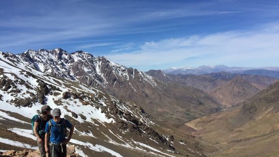 Ascension du Toubkal (4167 m)-10