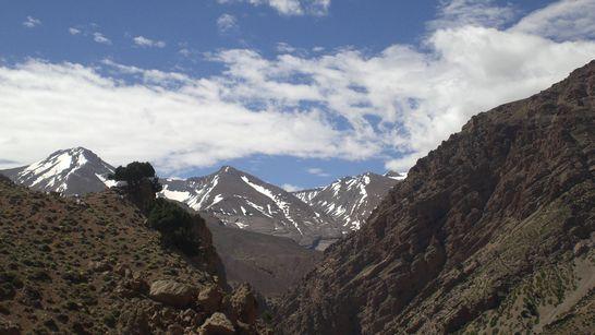 Ascension du M'Goun (4068m)-1