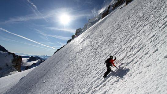 Du Cervin au Mont Rose - Traversée alpinisme -2
