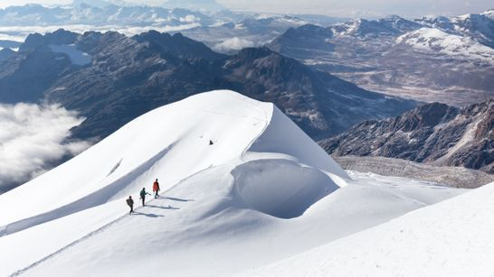 Ascension du Huayna Potosi (6 088 m)