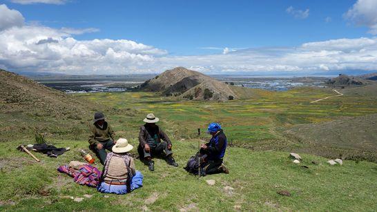 La traversée des Andes, entre trek, rencontres-7