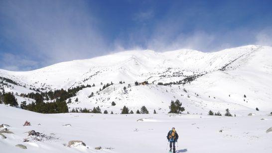Face à la nature dans les Pyrénées-6