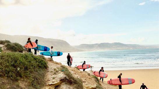 Séjour Surf dans la célèbre baie d'Imsouane-14