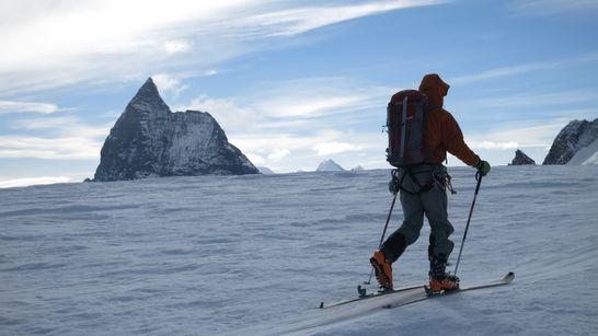 Chamonix - Zermatt par la voie historique