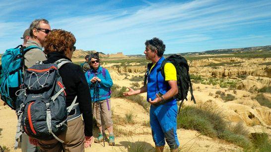 Séjour dans le désert des Bardenas Reales-5