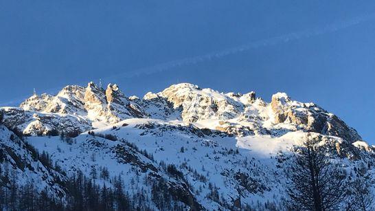 Week-end de ski safari en Haute-Tarentaise