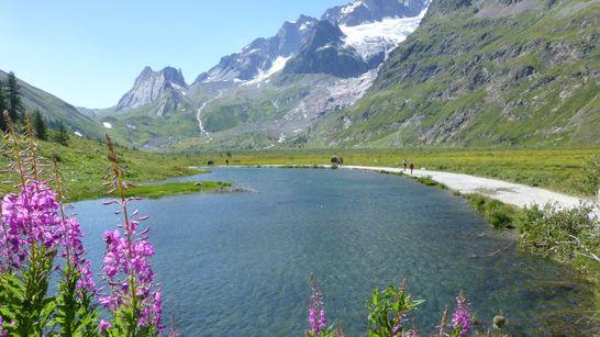 Tour du Mont-Blanc Nord - sans sac-1