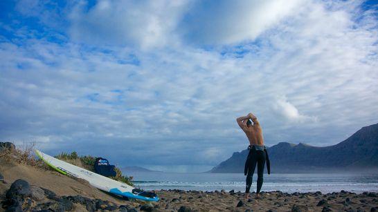 Séjour en surfcamp à Lanzarote -1