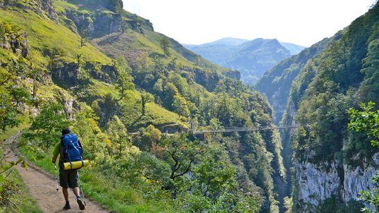 Tour de la Soule, région luxuriante du Pays Basque-2