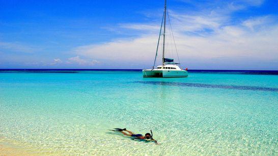 Grande croisière : les Grenadines en catamaran -2