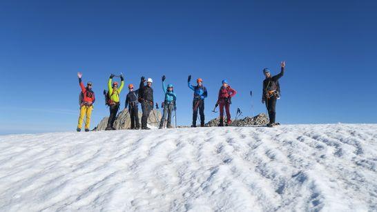 Stage Mont-Blanc 6 jours par la voie normale