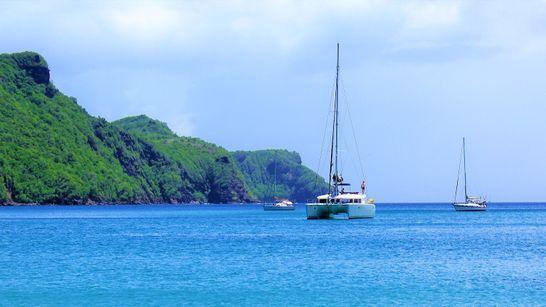 Croisière privatisée LAGOON 450 aux Îles Vierges
