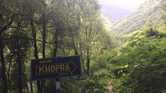 Trek de Kopra