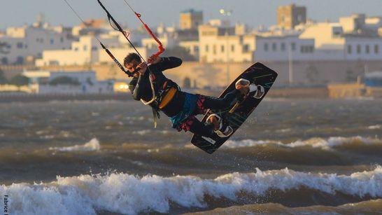 Kitesurf camp in Morocco