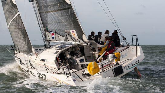 Etape : Antilles -  Bermudes en Jumbo 40'