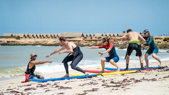 Séjour Surf & Kite au pied des vagues à Dakhla