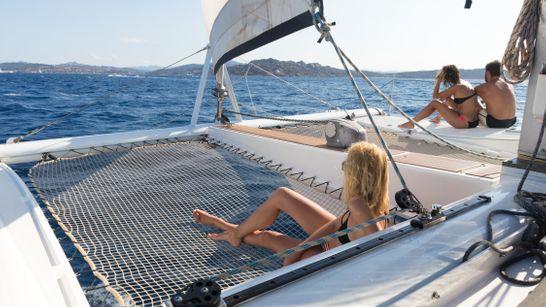 Croisière cabine en Martinique - catamaran 44'
