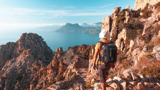 Corse en Famille entre Mer & Montagne sans guide