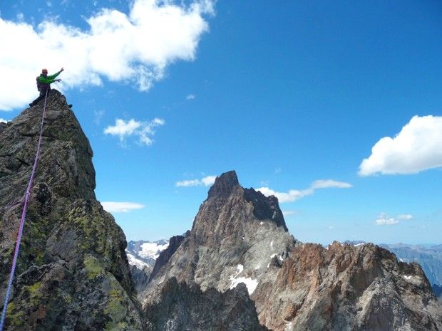 Stage d'alpinisme 3 jours dans le Parc des Ecrins-1