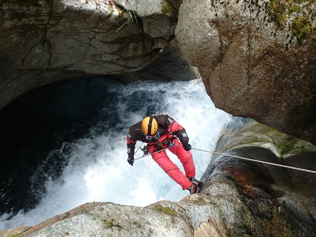 Canyon du Bitet supérieur-2