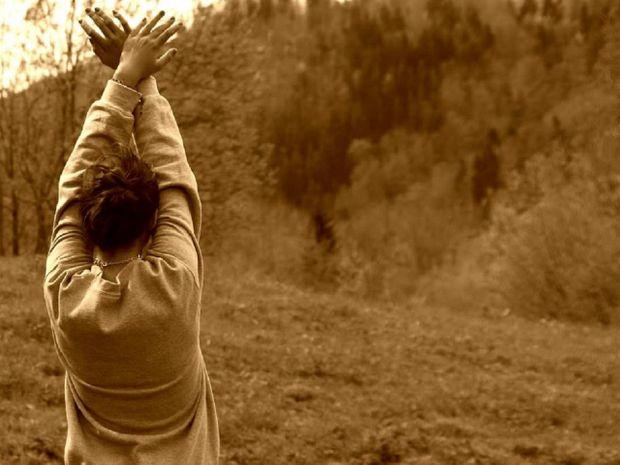 Randonnée et yoga l'automne-5