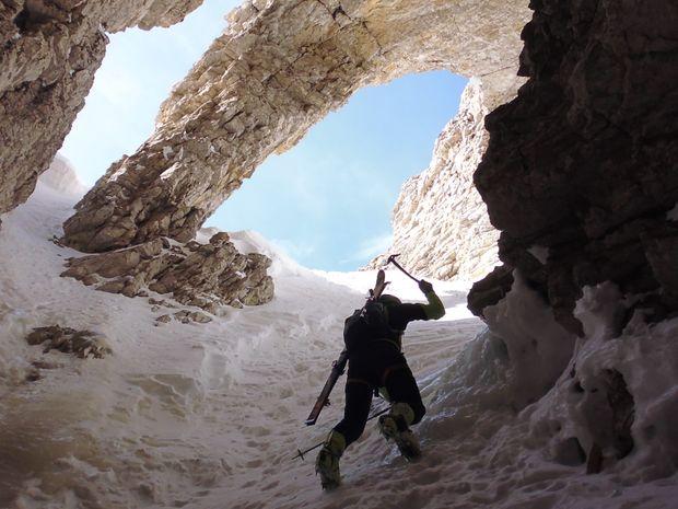 La perle du ski-alpinisme : les Chorums Olympiques