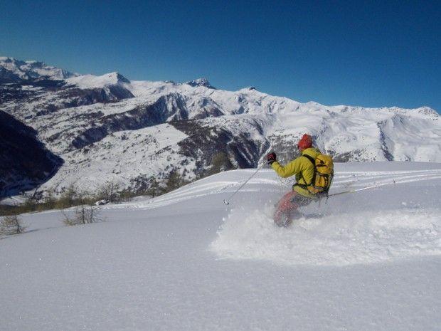 Week End ski de randonnée dans le Queyras-2
