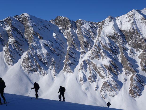Ski de randonnée au coeur du massif du Queyras-6