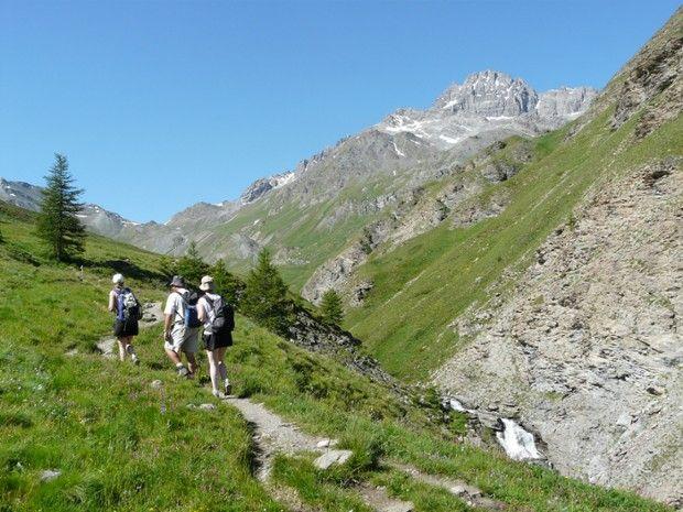Le Tour du Pic de Rochebrune (3320 m) en 6 jours-1