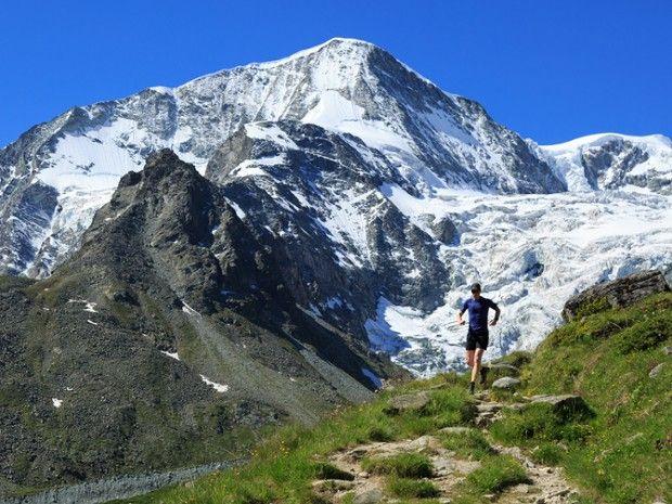 Stage CCC - Petit Tour du Mont-Blanc en trail -7