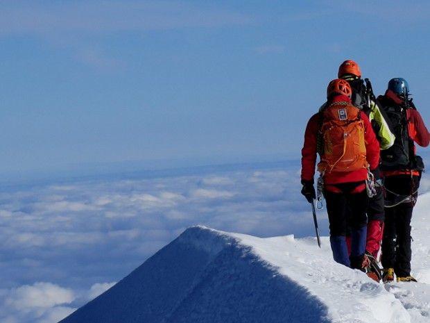 Ascension du Mont-blanc en 3 jours -4