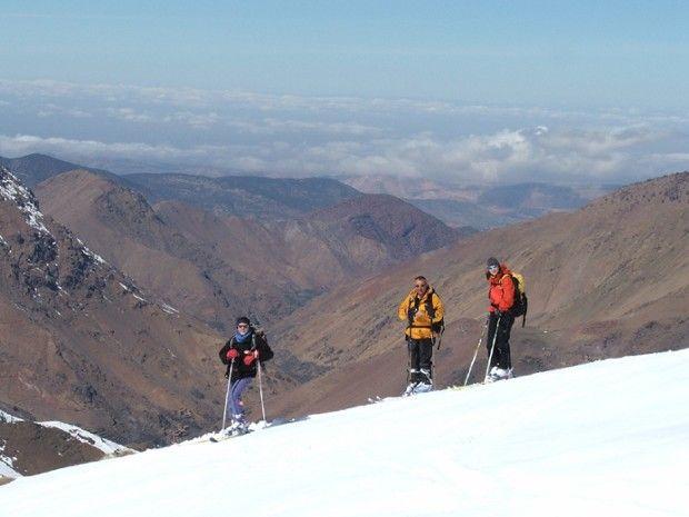Yallah! On skie sur l'Atlas!-1