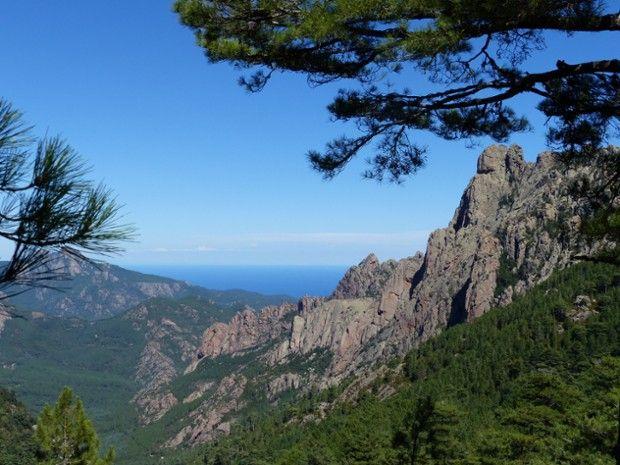 Randonnée  en Corse sur le GR20 Sud -1