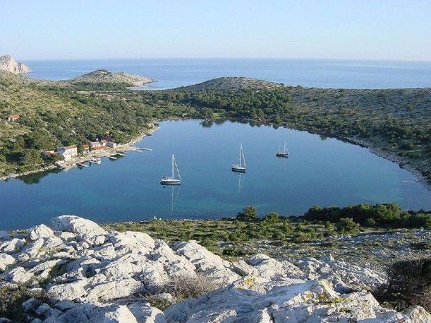 Croisière au départ de Zadar en voilier privatif-2