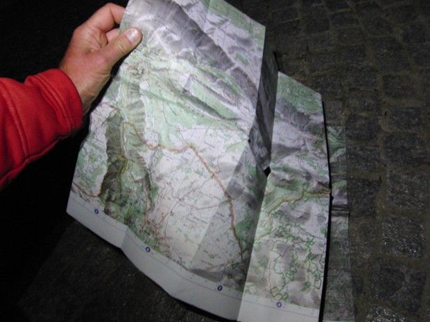Trail nocturne au départ du Village de Gourdon-5
