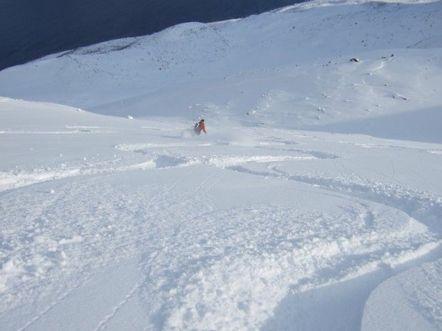 Descente du Pic du Midi de BIGORRE-1