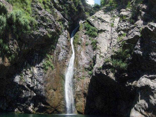 Week-end aventure canyon : descente de la Bendola-1