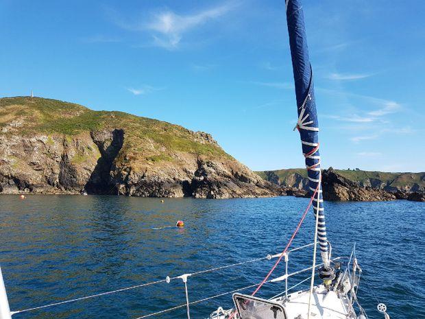 Croisière dans les Îles Scilly en voilier