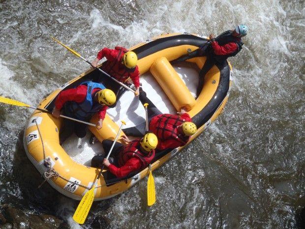 Rafting Découverte Sportive -1