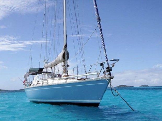 Croisière entre Corse et Sardaigne en voilier-1