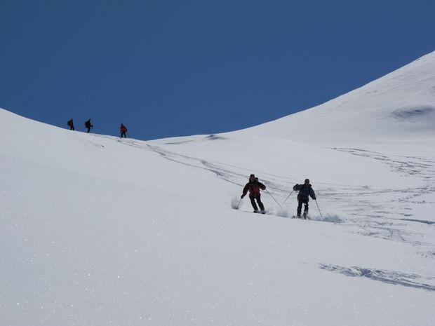 week end initiation en Haute Savoie-2