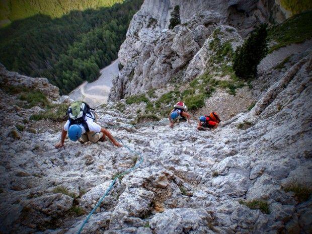 Mont Aiguille par la voie normale-2