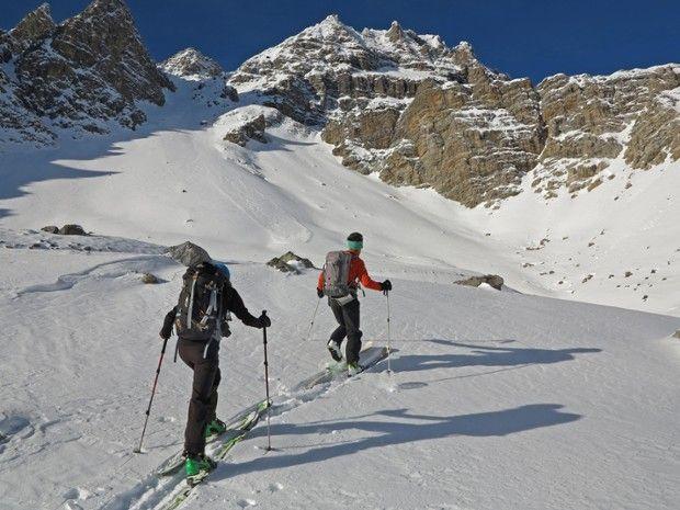 Ski de Randonnée dans les Hautes Alpes-3