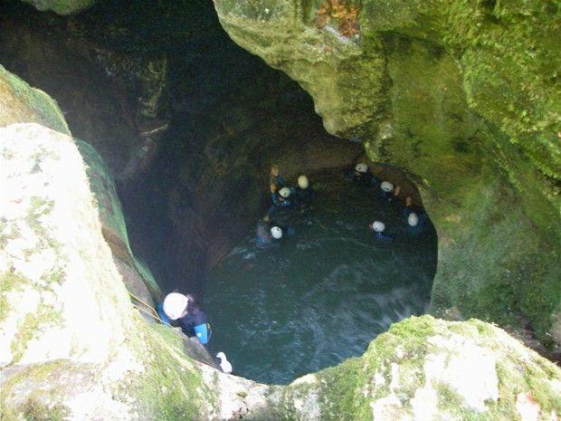 Descente du Canyon du Groin-1