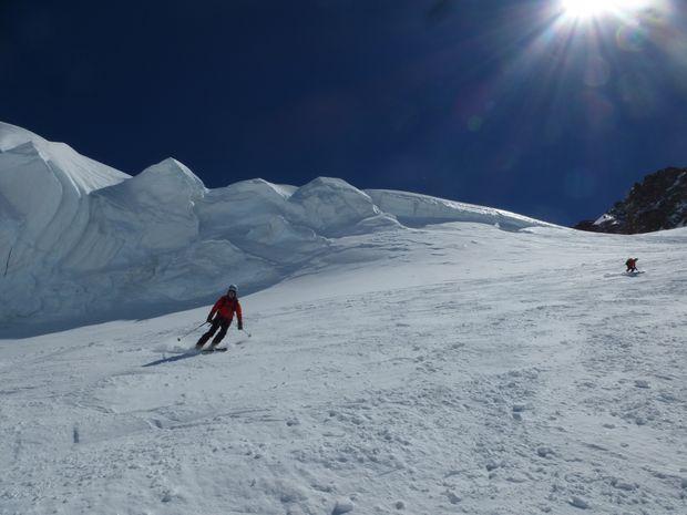 Mont Rose et 4000 à ski-4