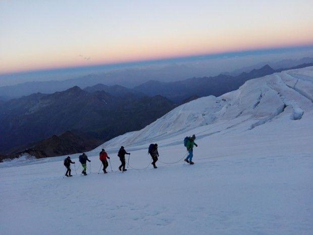 Collection de 4000 dans le massif du Mont Rose -3