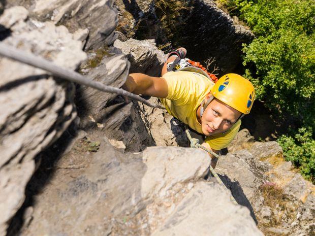Stage escalade Grandes voies à Chamonix-7
